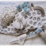 珊瑚のストラップ